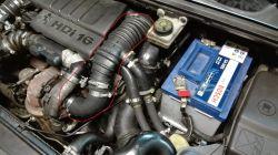 Peugeot 307 1.6 HDI 110KM - Wyciek oleju z pompy VACUM