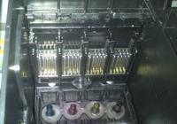 Epson DX7450 - nie wykrywa tuszy po czyszczeniu