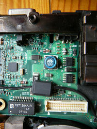 Compaq nx 7300 brak �adowania - na baterii dzia�a