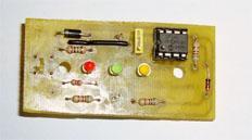 Sonda logiczna Plus na PIC 12F683