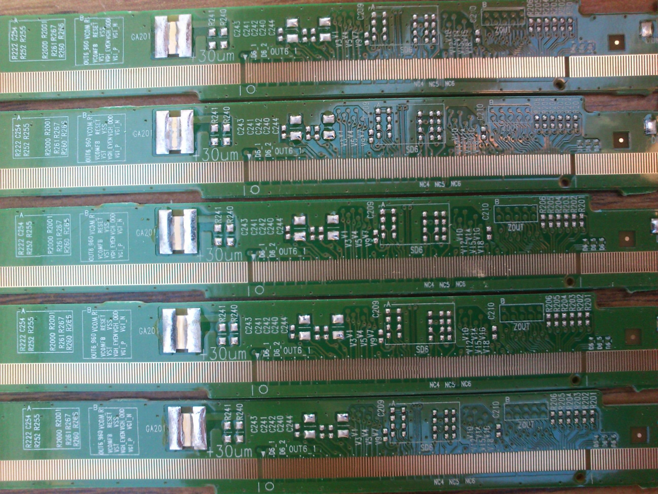 [Sprzedam]Z�om elektroniczny-P�ytki PCB