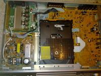 kino Panasonic SA-HT 335, nie odtwarza płyt