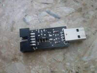ATMEGA 8A - Programator nie widzi mikroprocesora