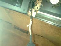 Acer travelMate 5335 - uszkodzona taśma matrycy