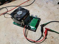 Sztuczne obciążenie, tester pojemności akumulatorów z Aliexpress