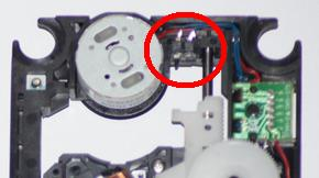 Kino domowe LG HT552 - nie czyta płyt po wymianie lasera.