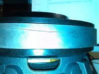 Pęknięcia na magnesie głośnika-Będzie dobrze grać?