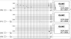 GAL20V8 jak odtworzyć zawartość pliku jedec (pld) z tabeli stanów logicznych?