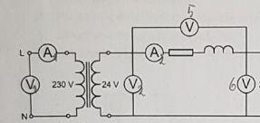 Przesunięcie fazowe transformatora jednofazowego
