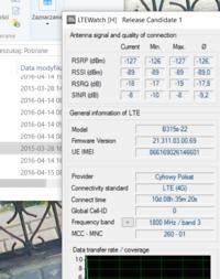 Antena do routera huawei b315s