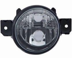 Nissan Note E12 - Jak uaktywnić przednie światła przeciwmgłowe?