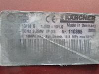 KARCHER HD13/18 S - Brak ciśnienia