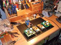 Mój pierwszy wzmacniacz lampowy na bazie projektu AVT-2754