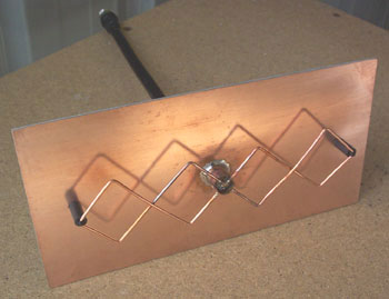 W�asnor�czna budowa anteny GSM