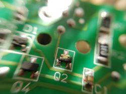 Identyfikacja elementów w regulatora obrotów
