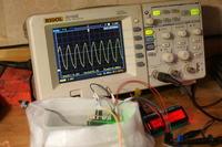 Przetaktowanie Arduino z chłodzeniem ciekłym azotem