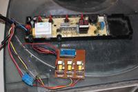 Sterownik do pralki oparty na module Arduino Leonardo Mini