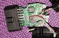 Interfejs diagnostyczny VCDS uszkodzenie