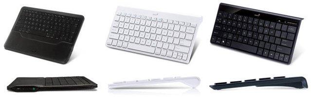 Genius pokaza� klawiatury LuxePad przeznaczone mi�dzy innymi dla tablet�w