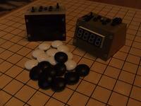 Licznik do starochińskiej gry GO