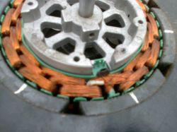 Silnik na bębnie pralki - czy można z niego zrobić silnik napędu pojazdu EV
