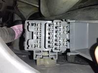 Mazda Premacy 2000 - Interfejs diagnostyczny Mazda - przestawiony pinout?