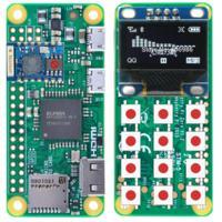 Sprzętowy menedżer haseł oparty na Raspberry Pi Zero