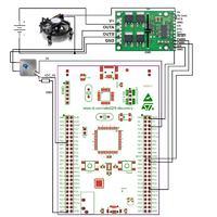 STM32F4 + Pololu Motor Driver - Jak podpiąć te urządzenia do siebie