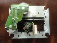 Radiootwarzacz z CD/MP3, Hyundai TRC 666 A3 - uszkodzenie CD/MP3.