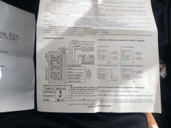 Opel Astra G 2001r. - Podlłączenie uniwersalnego sterownika centralnego zamka
