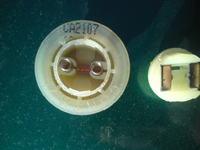 Candy CS2 105 - przegrzewa wod�