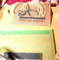 DIY 16-kanałowy sterownik lampek choinkowych LED - sterowany ATmega8