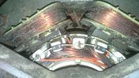 KUNZLER prądnica - Regulator AVR