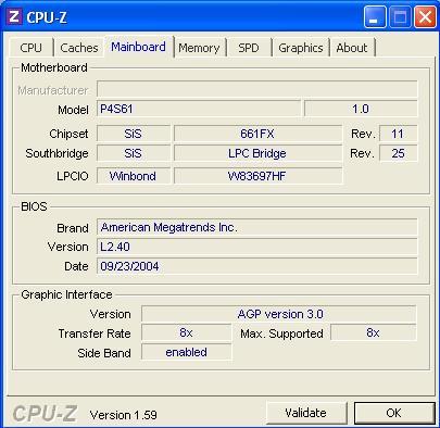 P4S61 - Czy p�yta przyjmie procesor ?