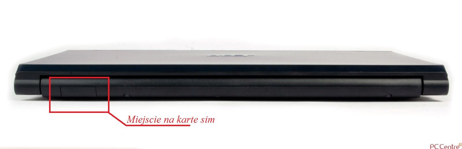 acer aspire 5830tg - modu� 3G w acer aspire 5830tg