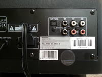 Aktives Super Slim 2.1 System z Subuferem LS195 nie mog� pod��czy�