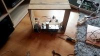 Budowa Pieca Gitarowego na bazie gramofonu Bambino 1