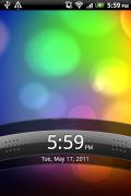 """HTC Wildfire [G8] - Nie mo�na odblokowa� sposobem """"przesu� by odblokowa�&am"""