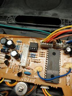 Powermed Robocop odkurzacz spalony po podłączeniu odwrotnie baterii