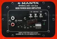 Jak podłączyć subwoofer aktywny Manta 1010a do komputera?