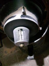 WOTER JET - Odkurzacz szukam wirnika turbiny