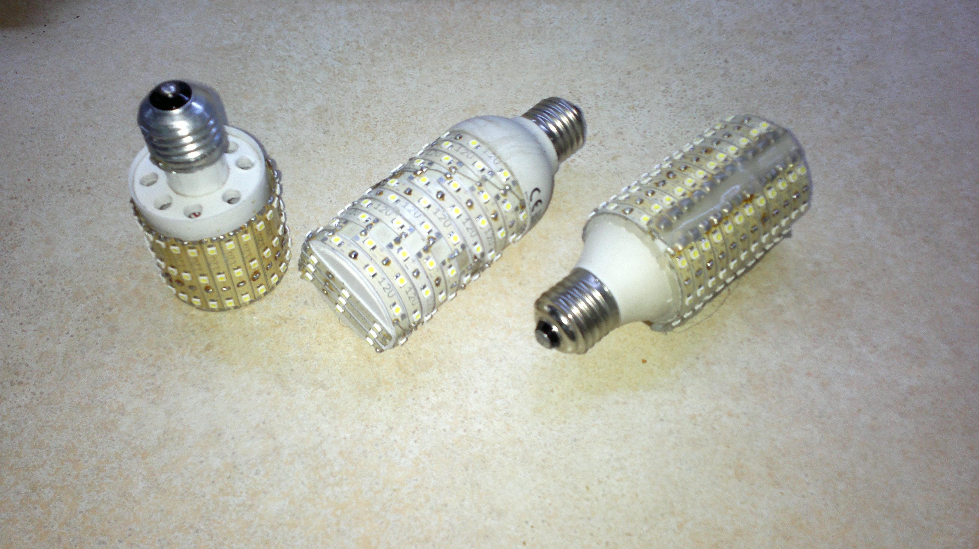 Moje superoszcz�dne LED-�wki