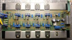 Tranzystor EXI EBX35-15 w Alchemist Forseti APD20a mark II