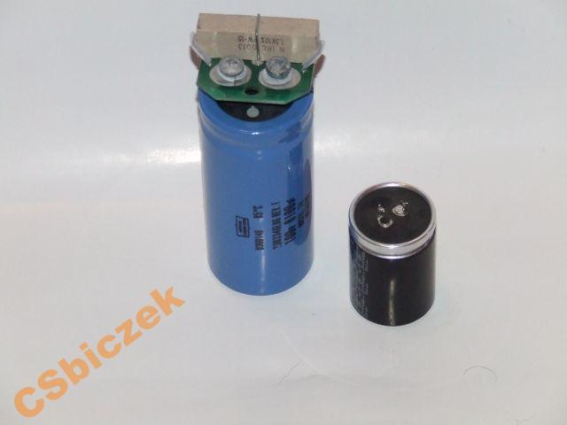 [Sprzedam] Kondensatory NIPPON CHEMI-CON 8100uF 100V 45x105 mm