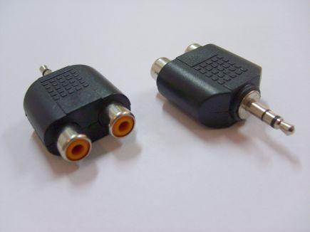 w jaki sposób mozna puścić sygnał audio video z tunera lub telewizora na rzutnik