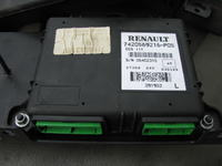 Reno Magnum 500dxi 2008r - ECAS nie działa ,Pilot centralnego nie działa
