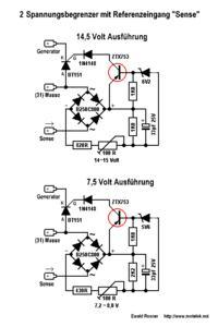 regulator 6v wsk 175 - wybór odpowiedniego schematu