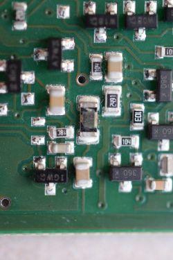 Bosch WAN2427SPL/01 - nie włącza się, brak reakcji sterownika