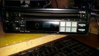 Alpine 7800 - Zmiana rastra FM na europejski.
