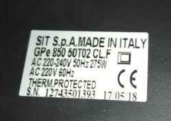 Okap Globalo Loteo 80.3 Plus White - alternatywne sterowanie wentylatorem